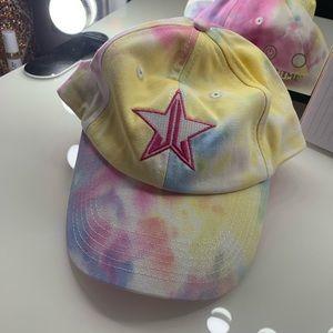 EXCLUSIVE! Jeffree Star Tye Dye Hat
